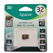 Карта памяти Apacer 32Gb class 10