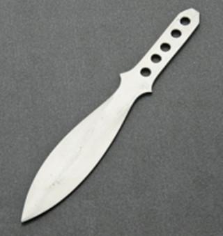 Метальний ніж #1