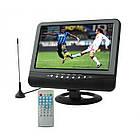 """Автомобильный телевизор 9.5"""" Opera TV OP-902 USB+SD + батарея T2 монитор портативный, фото 2"""