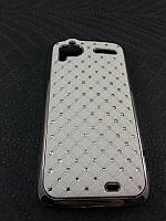 Чехол Diamond для HTC Sensation XE Z715e белый