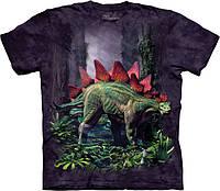 3D футболка The Mountain -  Stegosaurus