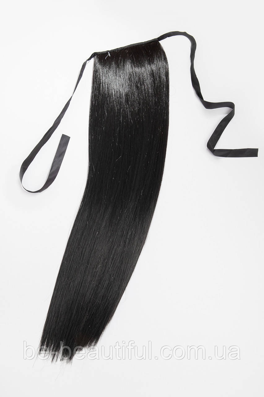 Шиньоны на ленте №1 цвет натуральный черный