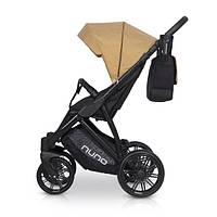 Детская универсальная прогулочная коляска Riko Nuno 02 Gold