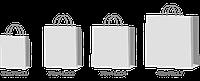 Печать на белых крафтовых пакетах (услуга)