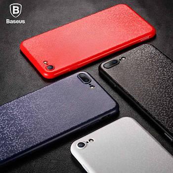"""Пластиковая накладка Baseus Plaid Ultrathin для Apple iPhone 7 / 8 (4.7"""")"""