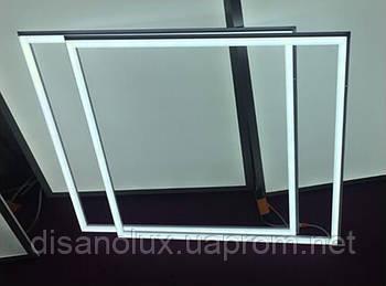 Світлодіодний світильник Рамка LED Panel 48W 595x595 мм 6400К