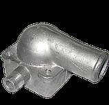 Корпус термостата МТЗ под стартер  старого образца 50-1306025 , фото 2