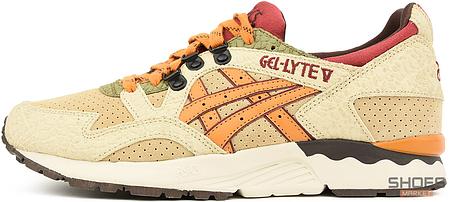 Мужские кроссовки Asics Gel Lyte V Workwear Pack H5P2L-0571, Асикс Гель Лайт 5, фото 2