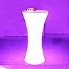 Led  барная стойка Noblest Art  для баров, кафе, событий  60*60*110 см  (LY3065)