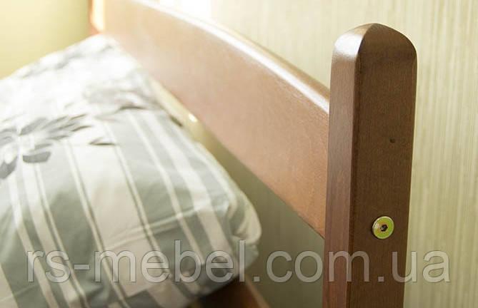 """Кровать """"Лика с ящиками"""", дерево ( ТМ Олимп), фото 7"""