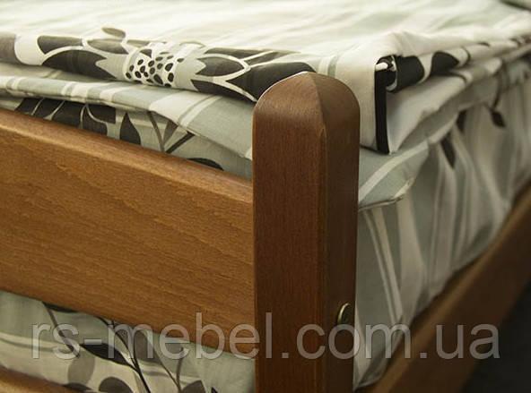 """Кровать """"Лика с ящиками"""", дерево ( ТМ Олимп), фото 8"""