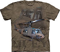 3D футболка The Mountain -  U.S. Army Huey