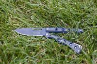Складной нож-бабочка Тотем КА500