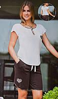 Пижама футболка+шорты PM-4542