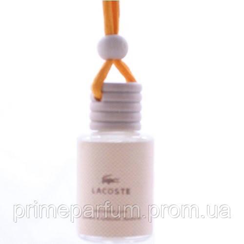 Lacoste Pour Femme PARFUM 12 ml FOR AUTO (духи Лакоста Пур Фем мини-флакон)