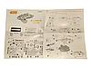Головоломка металлическая 3Д пазл конструктор MILLENNIUM FALCON, фото 3