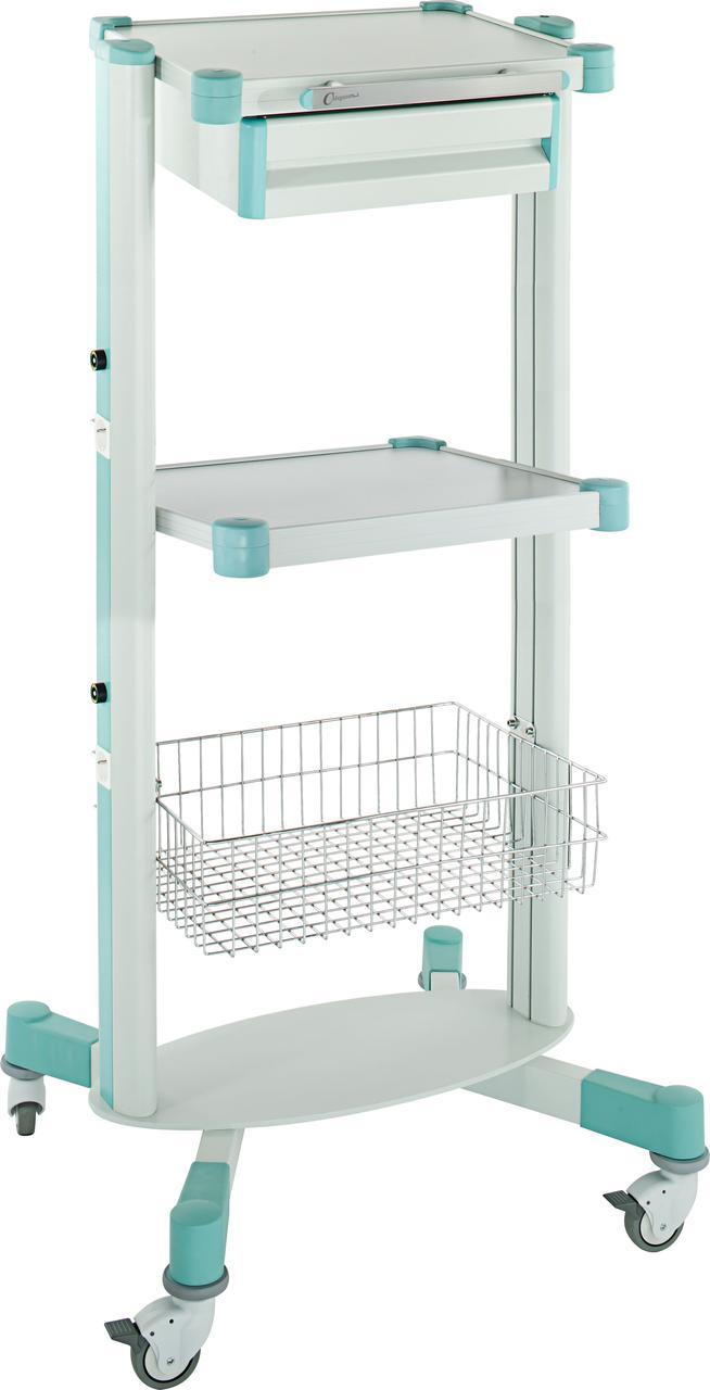 Тележка-модуль для медицинского оборудования - 3