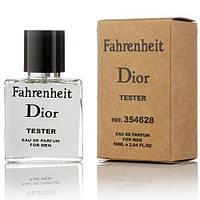 Christian Dior Fahrenheit EDP 50ml TESTER (парфюмированная вода Кристиан Диор Фаренгейт тестер)