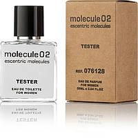 Escentric Molecules Molecule 02 EDT 50 ml TESTER (туалетная вода Эсцентрик Молекула Молекула 02 тестер)
