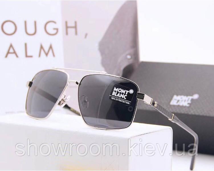 Мужские солнцезащитные очки в стиле Montblanc (512)
