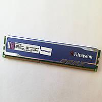 Игровая оперативная память Kingston HyperX blu. DDR3 4Gb 1333MHz PC3 10600U CL9 (KHX1333C9D3B1/4G) Б/У