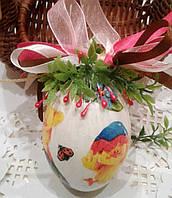 Украшения пасхальных яиц-  Пасхальные подарки и украшения на Пасху