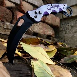 Складной нож - керамбит А15