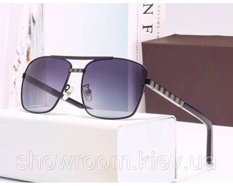Мужские солнцезащитные очки в стиле Louis Vuitton (3010)
