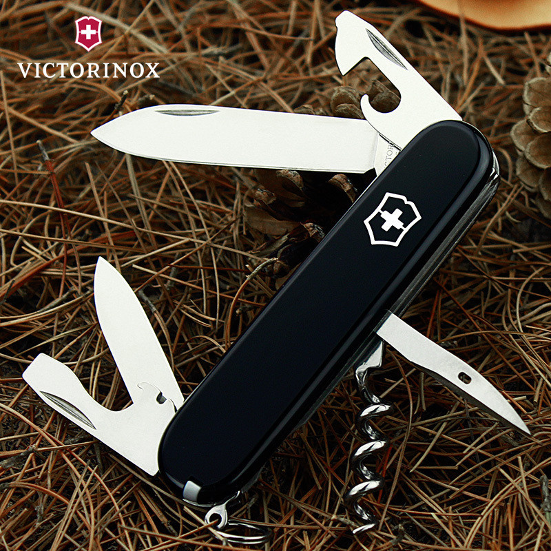 Victorinox 1.3603.2 Ніж чорний SPARTAN