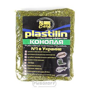 "Пластилин Pelorus Carp со вкусом ""Конопля"" 0.5 кг"
