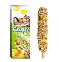 Крекер Versele-Laga Crispy Sticks с фруктами и цитрусами для шиншилл, морских свинок 0.055 кг
