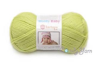 Kartopu Woolly Baby, № K439 Салат