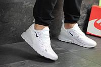Мужские кроссовки белые Nike Air Max 270, кроссовки найк 270