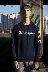 Мужской свитшот Champion ( Реплика )