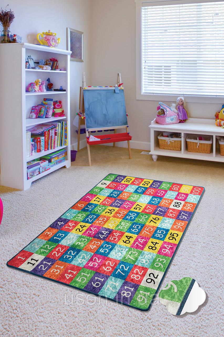 Купить Коврик в детскую комнату Chilai Home Numbers 140*190