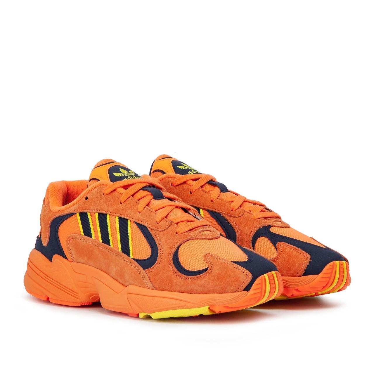 Женские Кроссовки Adidas YUNG-1 Orange