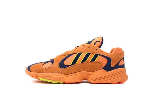 Женские Кроссовки Adidas YUNG-1 Orange, фото 2