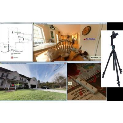 SceneVision™ Panorama: Набір фототехніки та програмного забезпечення для панорамної зйомки