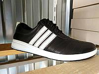 Кроссовки кожаные мужские 40 -45 р-р, фото 1