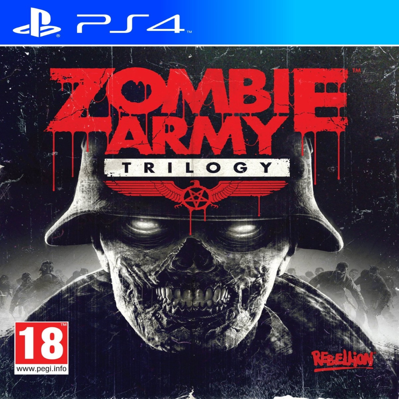Zombie Army:Trilogy SUB PS4 (Б/В)
