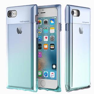 "TPU+PC чехол Rock Crystal Series для Apple iPhone 7 / 8 (4.7"")"
