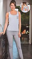 Пижама с брюками PM-4908