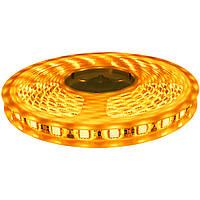Dilux - Светодиодная лента SMD 5050 60LED/m, IP65 Royal Yellow ( Янтарная ), фото 1