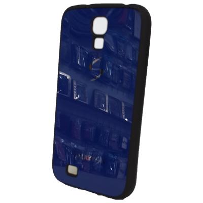 Силиконовая накладка Samsung Galaxy i9500 S4, фото 1