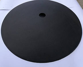 Диск сфера D=610 мм,h=6мм, ф46 Sunflower Challenger (SN1964) Krause (005Z)