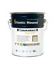 Эмаль акриловая для деревянных поверхностей Aqua Enamel / Аква Эмаль (белый) уп. 10 л