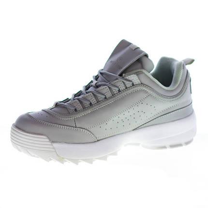 Женские кроссовки Restime Gray-White XWO18106, фото 2