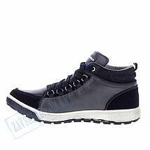 Мужские кроссовки Bona черные BA13, фото 2