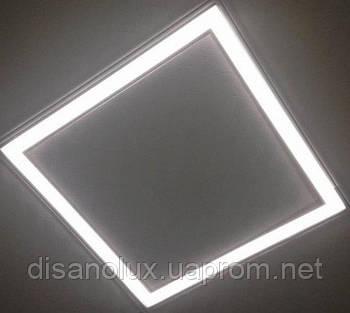 Світлодіодний світильник Рамка LED Panel 48W 595x595 мм 4100К