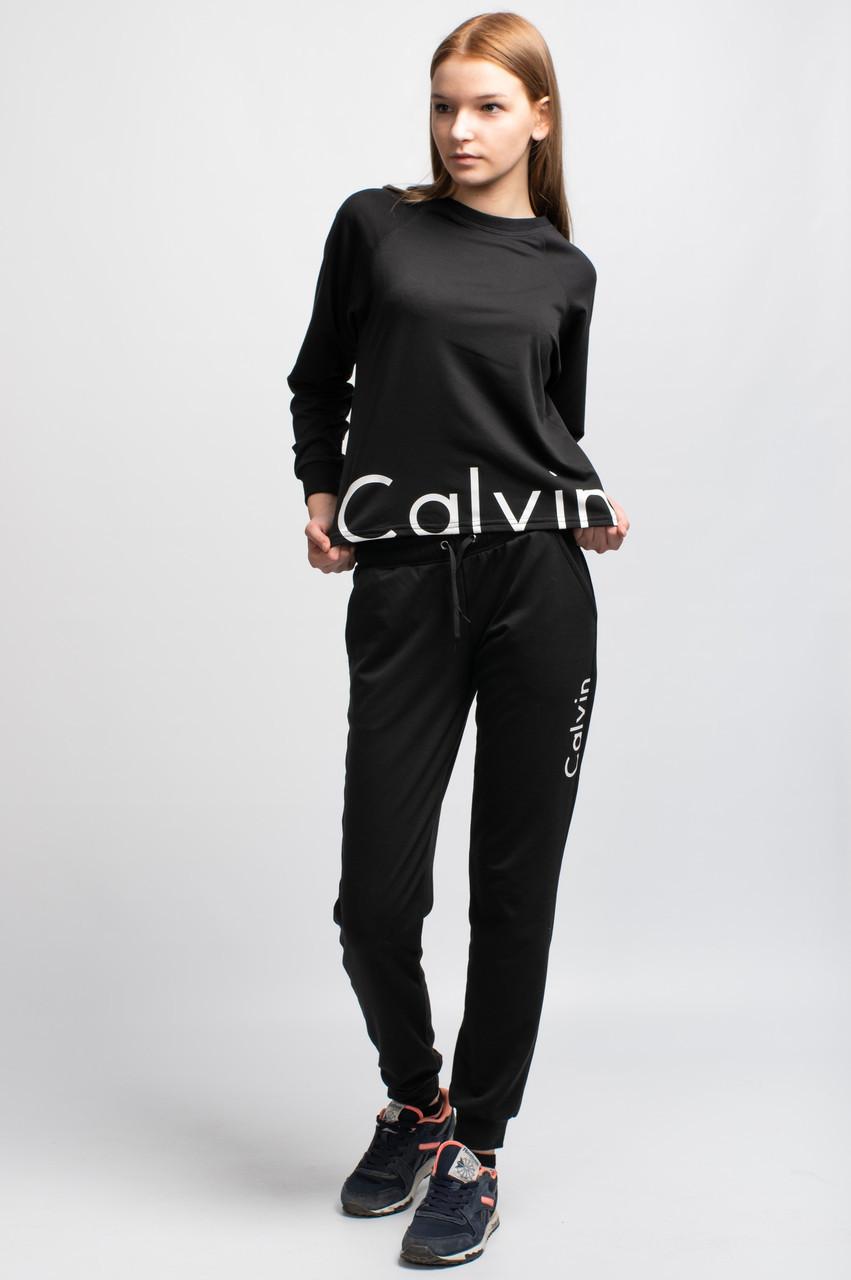 c7f1dff621a Спортивный костюм женский черного цвета тройка - ONLY YOU в Киеве